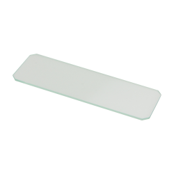 """3"""" x 1"""" Microscope Slides with Rounded Corners"""