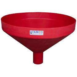 "Tamco® Heavy Duty 26"" Funnel with 4"" Spout"