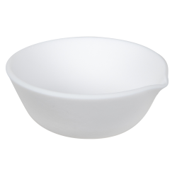 100mL Chemware® PTFE Evaporating Dishes