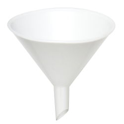 3845mL Heavy Duty Polypropylene Funnel