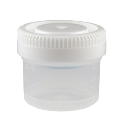 40mL Tite-Rite™ Non-Sterile Container with 48mm Cap - Case of 600