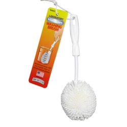 Short Laboratory Washing Brush