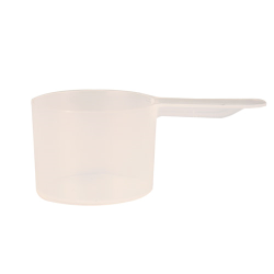 32cc Natural Polypropylene Scoop