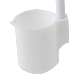 PTFE Dipper with 600mm Handle & 100mL Cup