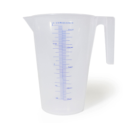 2 Liter Economy Graduated Pitcher