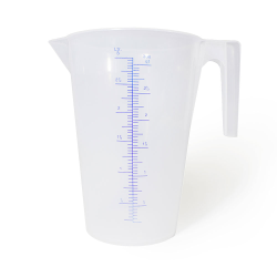3 Liter Economy Graduated Pitcher
