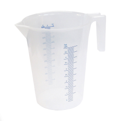 5 Liter Economy Graduated Pitcher