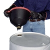 UltraTech Burp-Free Ultra-Drum Funnel®