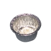 "1.8 oz. Aluminum Foil Pans - 2"" Top Diameter"