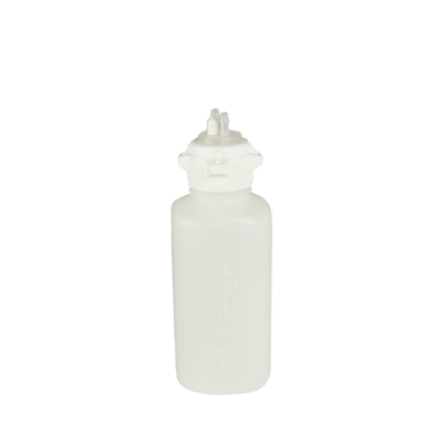 1L HDPE Heavy Duty Vacuum Bottle with 53mm Open Cap