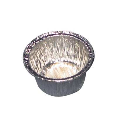 """1.8 oz. Aluminum Foil Pans - 2"""" Top Diameter"""
