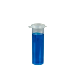 1.93 oz. Clear Hinged Lid LA-Vials®