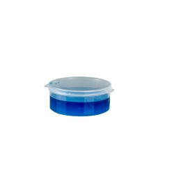 2.41 oz. Clear Hinged Lid LA-Vials®