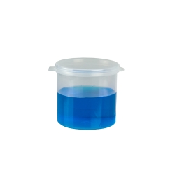 3.17 oz. Clear Hinged Lid LA-Vials®