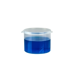 5.23 oz. Clear Hinged Lid LA-Vials®