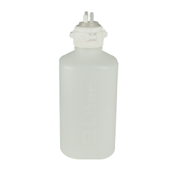 2 Liter Polypropylene Heavy Duty Vacuum Bottle with 53mm Open Cap