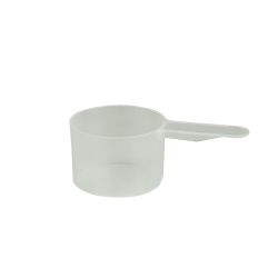 29.6cc Natural Polypropylene Scoop
