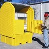 UltraTech Ultra IBC Hardtop Spill Containment System