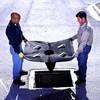UltraTech Ultra Spill Containment Drain Guard For Oil/Sediment