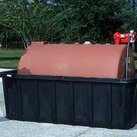 UltraTech Ultra 550 Spill Containment Sump