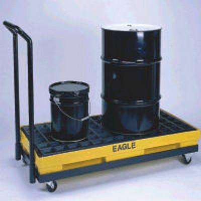 Mobile Spill Platform