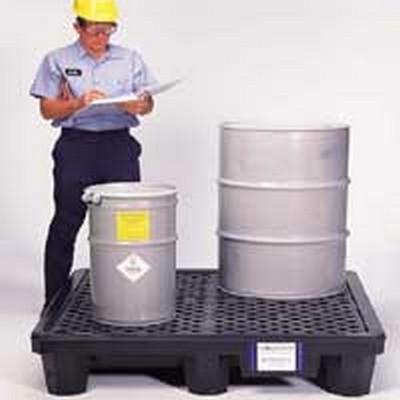 UltraTech Ultra Spill Pallet P2-1500 and P4-3000