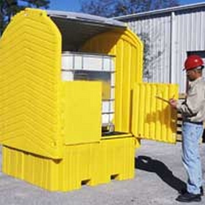 UltraTech Ultra IBC Hardtop Containment System