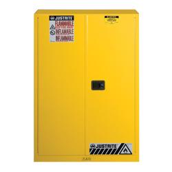 45 Gallon Manual Justrite ® Sure-Grip ® EX Safety Cabinet