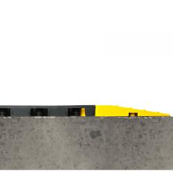 "18"" L x 6"" W Yellow ErgoDeck Ramp"