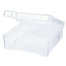 Translucent Polypropylene Case - 6-1/4