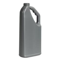 32 oz. Gray HDPE