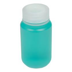 4 oz./125mL Nalgene™ Wide Mouth Polypropylene Economy Bottle