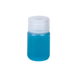 1 oz./30mL Nalgene™ Wide Mouth Economy HDPE Bottle with 28mm Cap