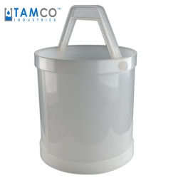 Tamco ® Polypropylene Acid 4 Gallon Bucket