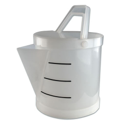 Tamco ® Polypropylene 3.5 Gallon Acid Bucket with Spout