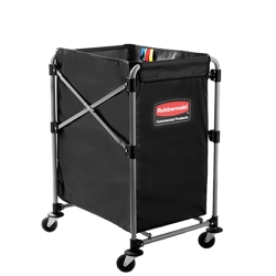 Rubbermaid ® Collapsible X-Cart 4 Bushel