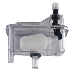 Float Valve w/Clear Reservoir Assembly