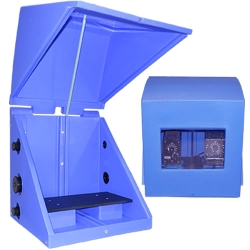 2.1 Pump Spill Containment Shelf Enclosure without Divider - 22