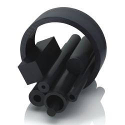 6 Diameter Nycast ® 6PA MoS2 Rod