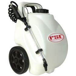 5 Gallon Rechargeable Sprayer w/PE Tank, 1 GPM Pump & 12 Volt Rechargeable Battery