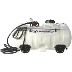 40 Gallon Deluxe Spot Sprayer with Wand & 2 GPM Pump