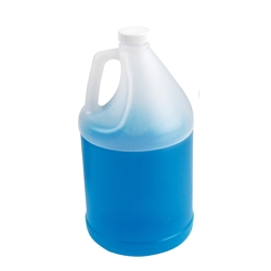 1 Gallon Round Translucent Jug with 38/400 Cap