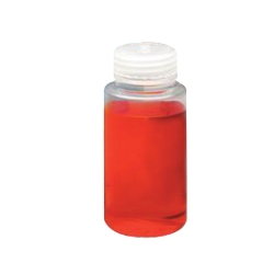 8 oz./250mL Nalgene™ Wide Mouth Polymethylpentene Bottle with 43mm Cap