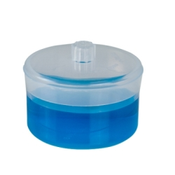 23mL Kartell Polypropylene Weighing Bottles with Closures
