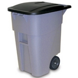 Rubbermaid ® 50 Gallon Brute ® Roll Out Container