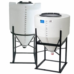 110 Gallon (Full Drain) Inductor Tank with 2