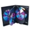 3 Disc VERSApak CD/DVD Case