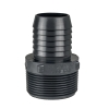 "1-1/2"" MPT x 1-1/4"" Insert PVC Reducing Adapter"