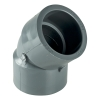 "1"" 45° CPVC Socket Elbow"