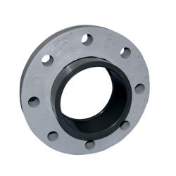PVC Schedule 80 Socket Van Stone Plastic Ring Flanges